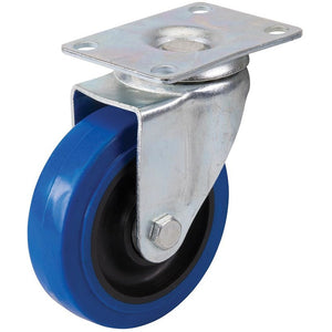 Fixman 199919 Swivel Rubber Castor 100mm