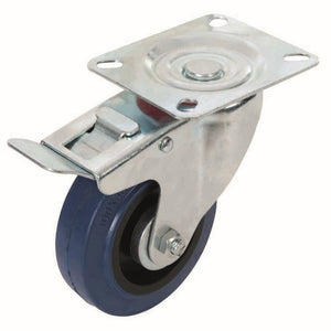 Fixman 200742 Swivel Braked Castor 100mm