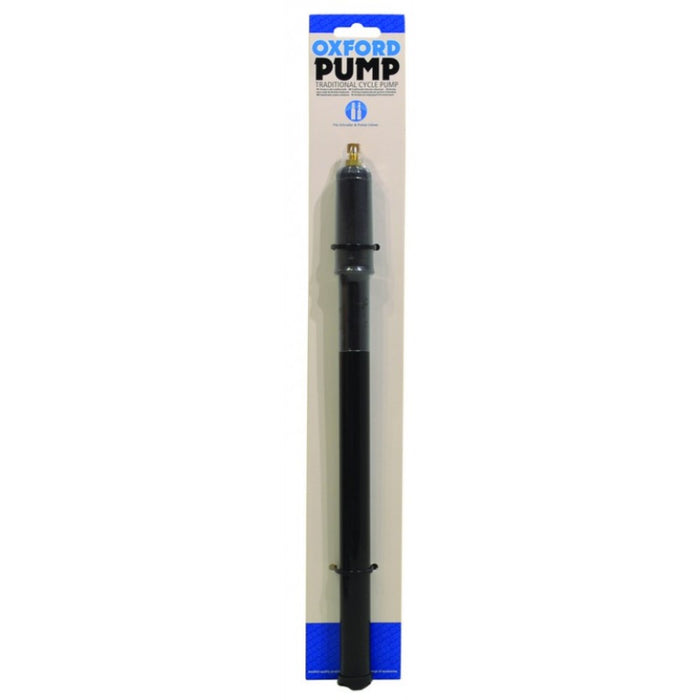 Oxford CY34P Traditional Bicycle Pump