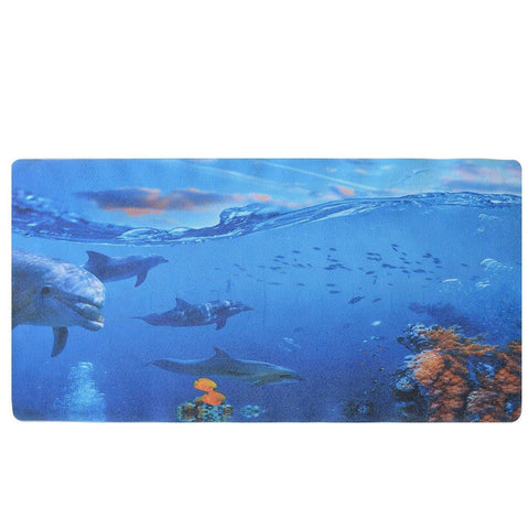 Aqualona 47101 Dolphin Rubber Bath Mat