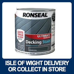 Ronseal Ultimate Protection Decking Stain 2.5 Litre