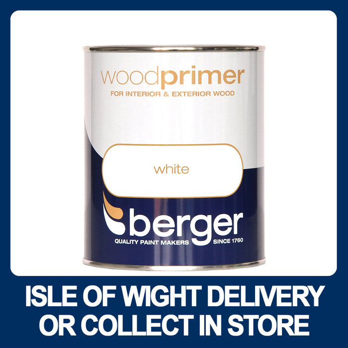 Berger Wood Primer 750ml