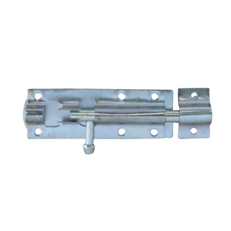 Tower Bolts Galvanised - Various Sizes