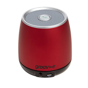 Groove GVSP162/RY Boom Ruby Wireless Speaker