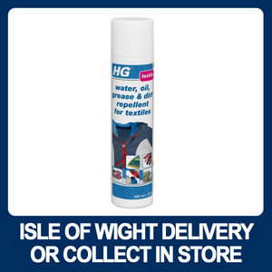 HG 175030106 Water, Oil, Grease & Dirt Repellent for Textiles 300ml Aerosol