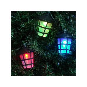Kingfisher Festive 40OLS 40 Multi Coloured Lantern Lights