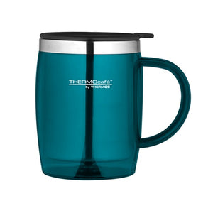 Thermocafe Insulated Desk Mug 450ml - Assorted Colours