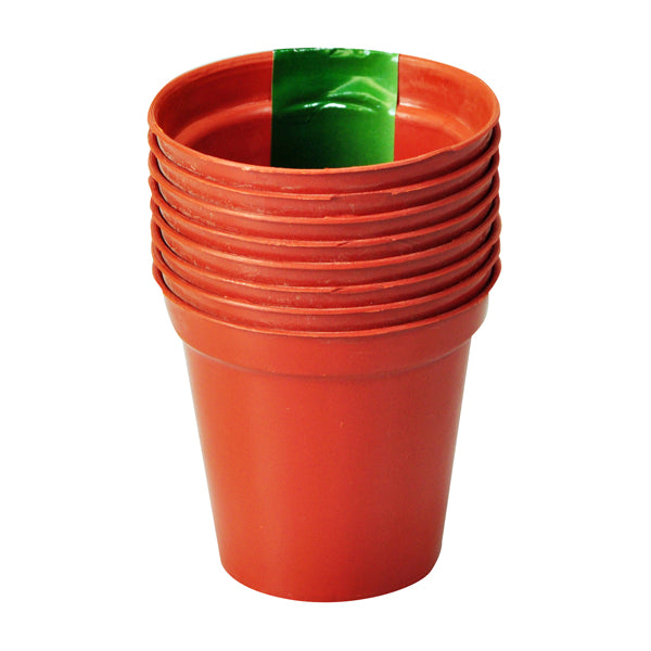 Kingfisher Round Plant Pots - Various Sizes