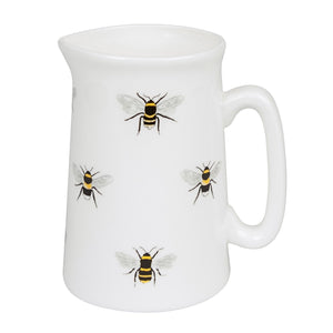 Sophie Allport MJ36M01 Small 300ml White Jug - Bees