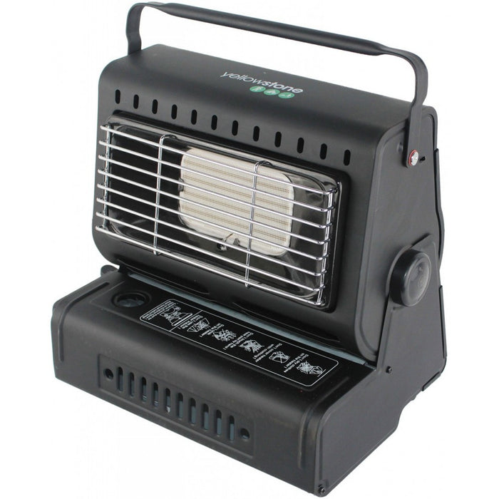 Yellowstone GA007 Portable Gas Heater