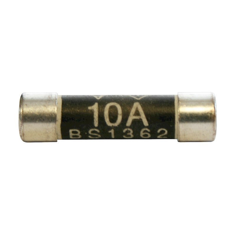 Plug Fuses 10amp Pack of 4