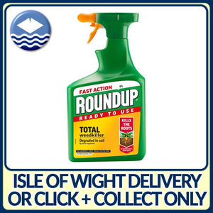 RoundUp Ready-to-Use Total Weedkiller - 1 Litre