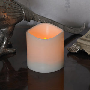 Battery Operated Pillar Candles - Various Sizes