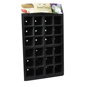 Kingfisher ST200 Seed Trays - 24 Cell Pack of 3