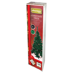Kingfisher TREEG5 Green Pine Christmas Tree 5ft