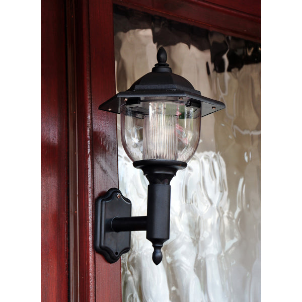 Kingfisher SLWALL2 Victorian Style Solar Wall Light