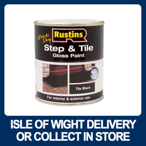 Rustins Quick Dry Step and Tile 250ml