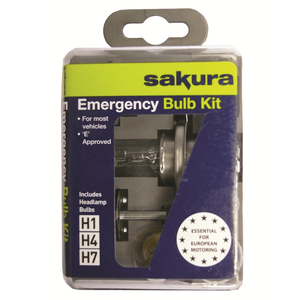 Sakura Emergency Car Bulb Kit