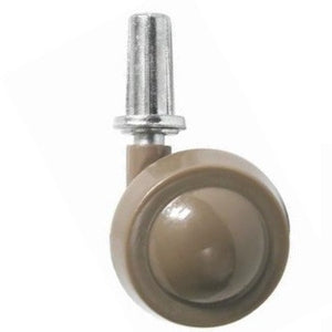 Centurion FC10P 45mm Furniture Peg Fix Castors (Pack of 2)