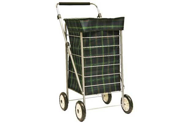Sabichi 97897 / 184184 - 4 Wheel Shopping Trolley