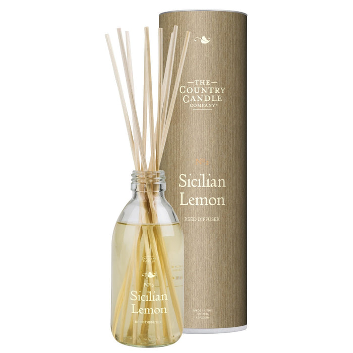 Simply Natural SIMNSL-73109 Sicilian Lemon Reed Diffuser