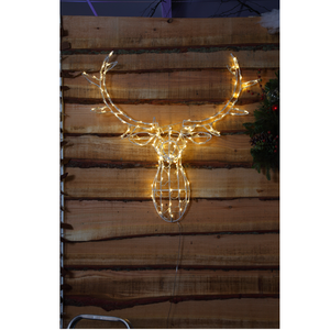 Noma 2515011 Stag Head 85cm Warm White