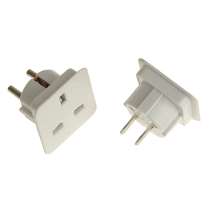 SMJ TADWWC Worldwide Travel Adaptor - Pack of 2
