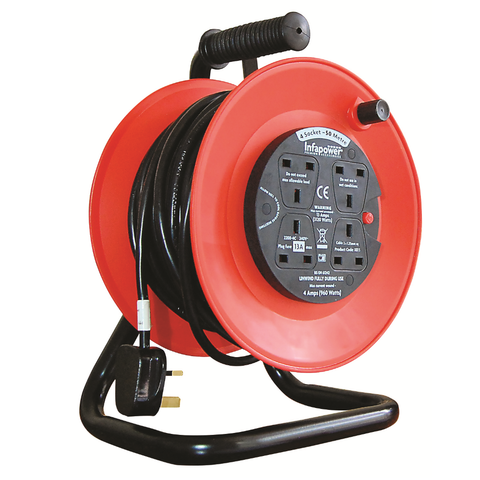 Infapower X815 Cable Reel 50mtr