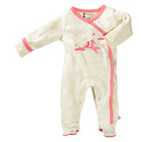 O Soy Organic One Piece Footies by Baby Soy