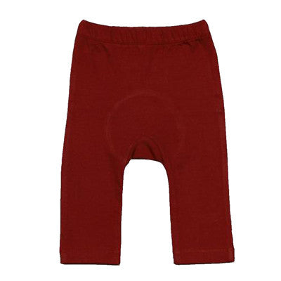 Organic Cotton Flexi Pants - Cocoa