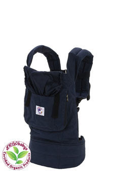 Ergo Baby Organic Carrier - Navy - 15% OFF Sale