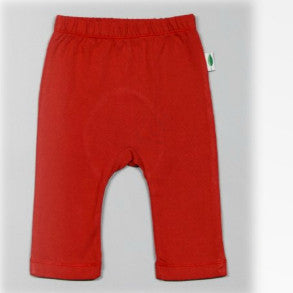 Organic Cotton Flexi Pants - Barn