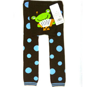 Japanese Baby Leggings - Frog