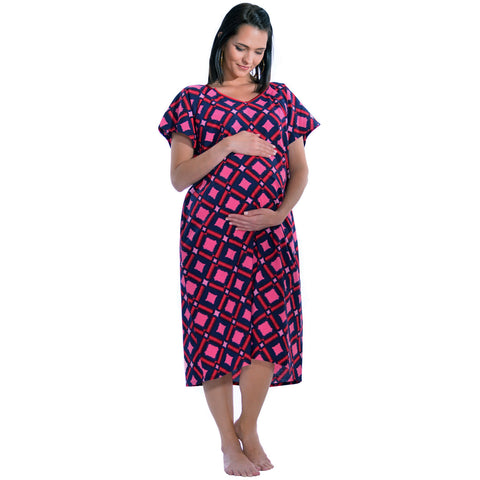 Hospital Maternity and Delivery Gown