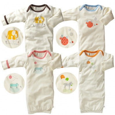 O Soy Organic Cotton Baby Bundler by Baby Soy