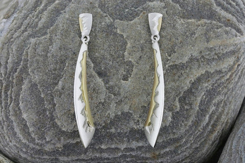 Coastline Drop Earrings