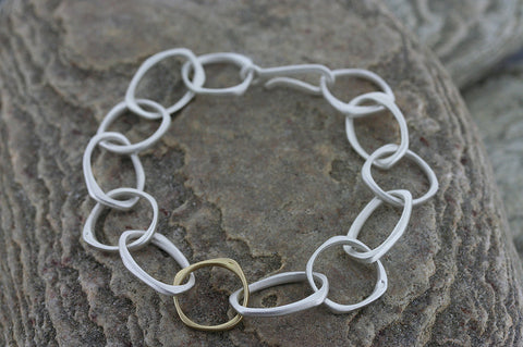 Catterline Pebble Bracelet