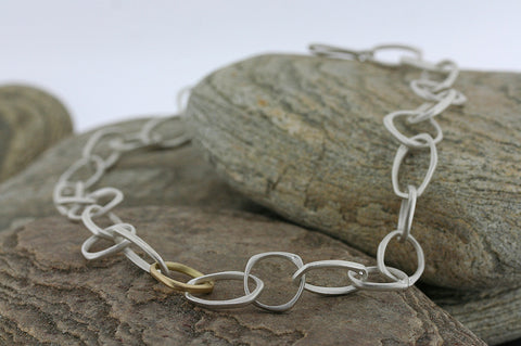 Catterline Pebble Necklace