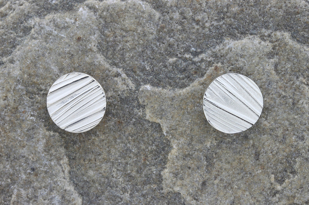 Deeside Round Earrings