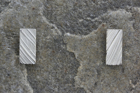 Deeside Rectangular Earrings