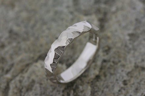 Eshaness Polished Ring