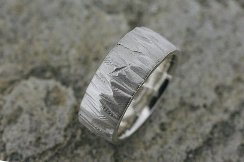 Eshaness Wide Ring
