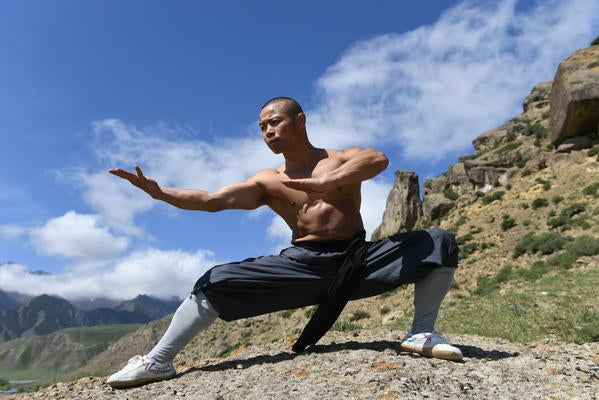 Yi Jin Jing (Muscle Tendon Changing) Qigong