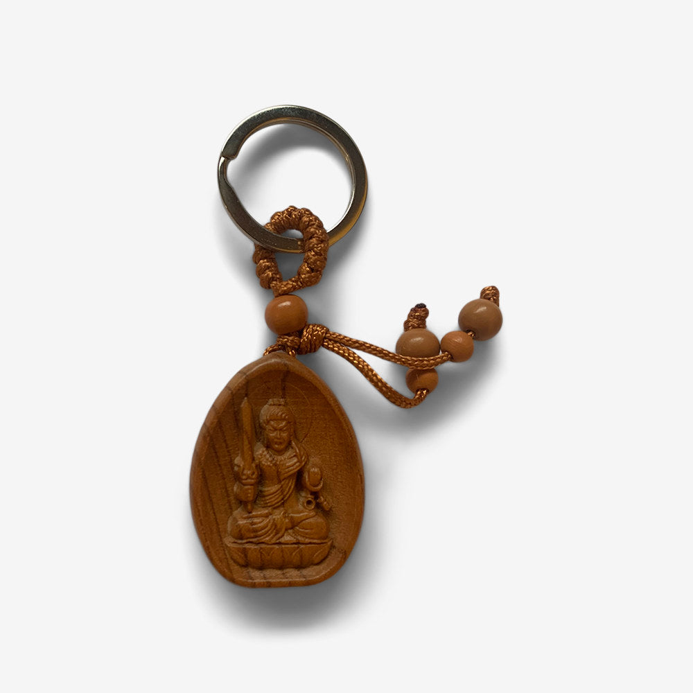 Manjushri Key Ring