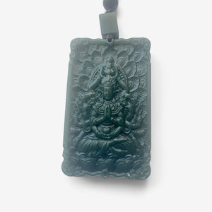 1000 Armed Buddha of Compassion – Amulet