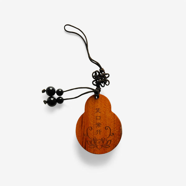Laughing Buddha Hanging Charm