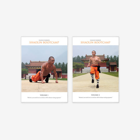 Shaolin Bootcamp – 2 x DVD Bundle