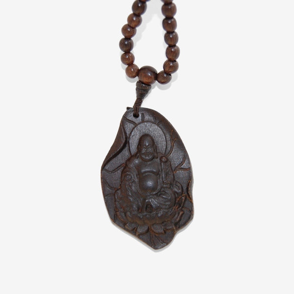 Buddha – Peach Wood Amulet