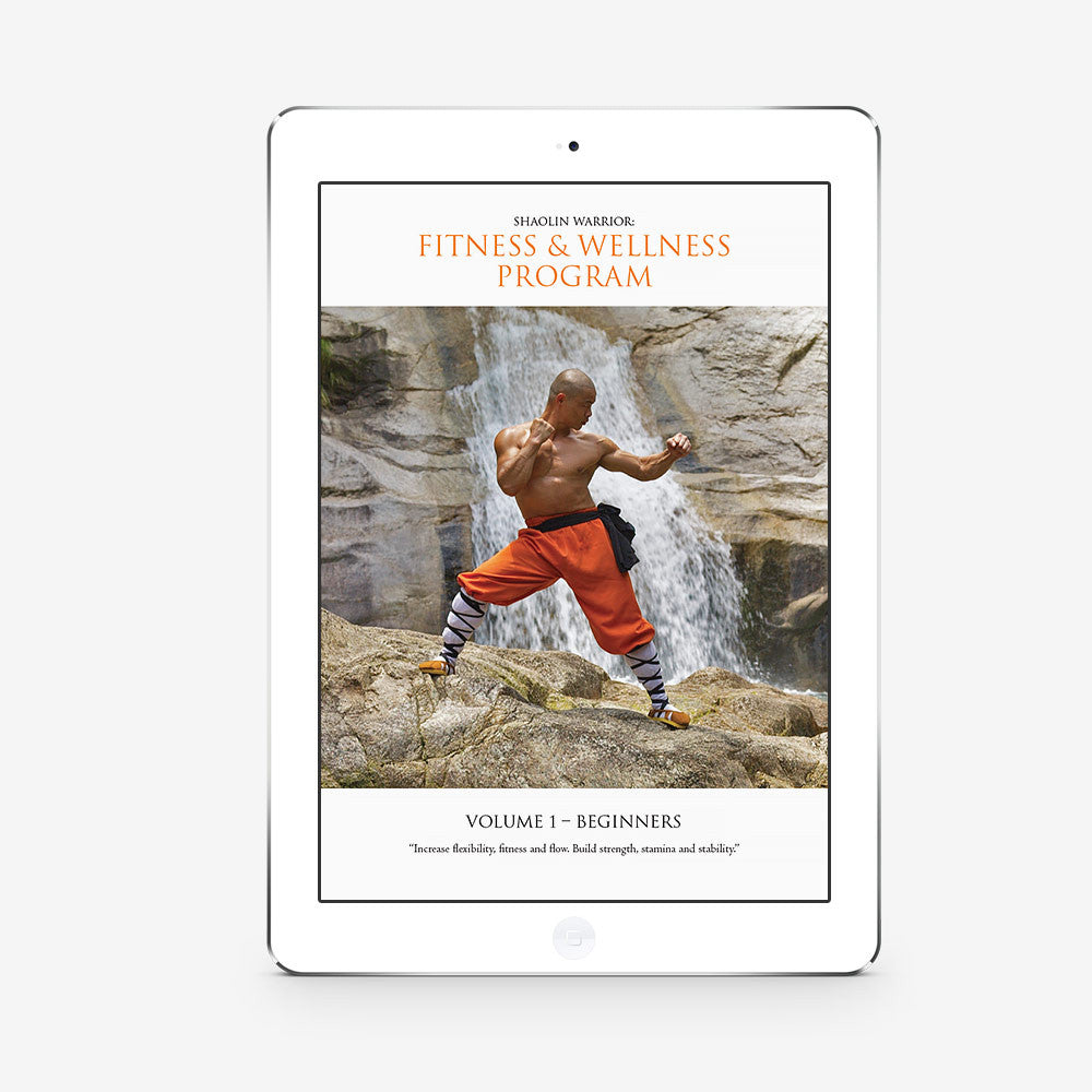 Shaolin Fitness And Wellness Program  - Beginners (Download) - shifuyanlei.myshopify.com
