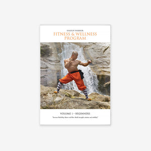 Shaolin Fitness And Wellness Program -  Beginners - shifuyanlei.myshopify.com